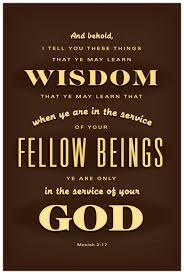 Ryan's LDS Quotes - On Service…