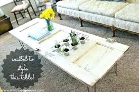 old door coffee table old door coffee table how to make a coffee table out of a door the blue eyed owl vintage door antique door coffee table ideas diy