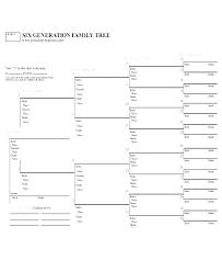 Free Downloadable Family Tree Charts Free Printable Family Tree Nightcode Info