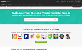 Buy Templates Online Best Marketplaces To Sell Themes And Templates Online