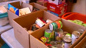 Chula Vista Church Hosts Food Bank For Federal Workers Impacted By