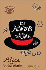 Mad Hatter Quotes Magnificent Amazon Alice In Wonderland Quotes Sketchbook Mad Hatter Its