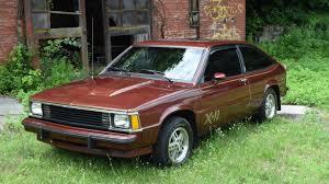 Put On Blocks 10000 Mile Citation X 11 Barn Finds Vintage Cars