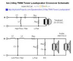 audio crossover wiring diagram images l100 wiring diagram jbl 2 way crossover wiring diagram