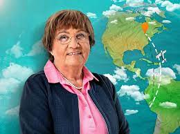 Einer von ihnen starb während der dreharbeiten. Mit 80 Jahren Um Die Welt Familien Drama Um Seniorin Ruth Liebenswert Magazin