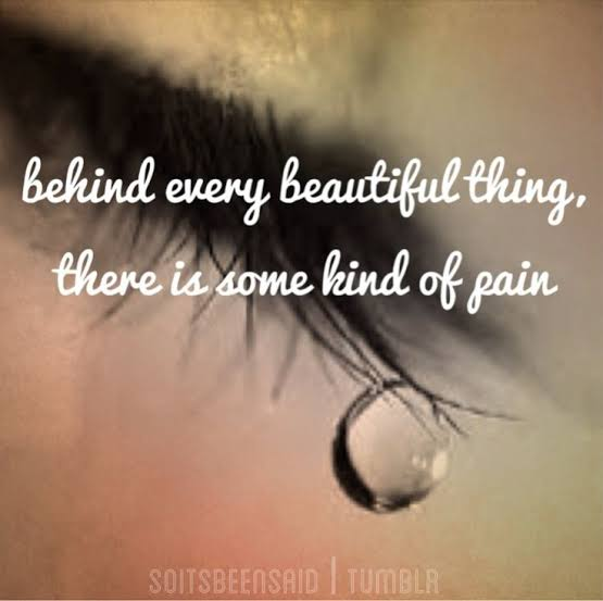 beautiful eyes with tears with quotes