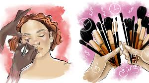 a makeup artist for your wedding