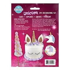 Unicorn Cake Decorating Kit