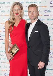 Ronan Keating, Boyzone and friends at the Emeralds & Ivy Ball -  Entertainment.ie