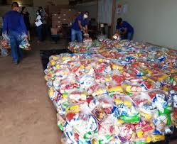 Cerca de 61 mil estudantes receberão alimentos da merenda escolar em Santarém