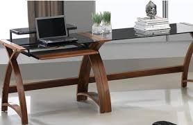 walnut home office furniture. Beautiful Home Computer Desk Forme 1300 WalnutBlack And Walnut Home Office Furniture U