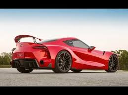 2020 Toyota Supra What We Know