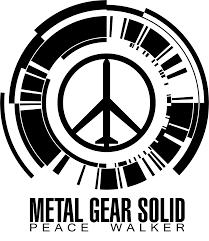 Deviantart more like mgs peace walker logo black 2 by disastranagant