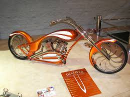 custom chopper bicycle totally rad choppers