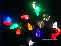 Christmas Light Bulbs For Sale Hot Item Christmas String Led Mini Bulb Light C7c9 Colorful Festival Light For Sale