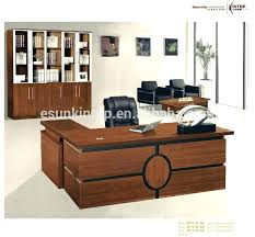 elegant office desk. Elegant Office Desks Table Desk Design Wooden Modern Executive Designs Set