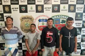 Polícia recaptura quatro foragidos da Justiça, em Silves