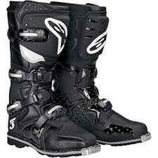 Alpinestar Tech 3 Size Chart Alpinestars Tech 3 All Terrain Mens Mx Motorcycle Boots Black Size 14