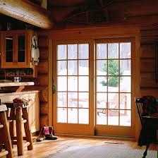 400 series frenchwood gliding patio door