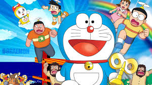 doraemon 3d cartoon hd for android wallpaper