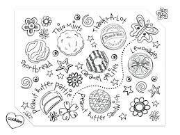 Conflict Resolution Coloring Pages Reliable Girl Scout For Daisies