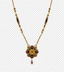 Png Gold Mini Mangalsutra Designs With Price Gold Design Png Short Mangalsutra Designs Png Download