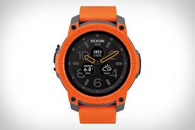 Nixon Watch Display Stand New Nixon Mission Smart Watch Uncrate