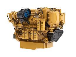 Cat   Cat C32 ACERT Marine Propulsion Engine (EPA Tier 3)   Caterpillar