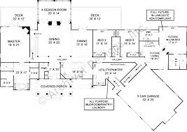 inlaw apartment plans house plans with mother in law suite awesome luxury ranch house plan with