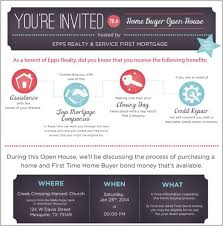Business Open House Invitation Template In 2019 Open House