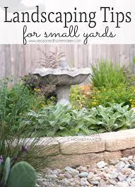 Landscape Designs For Small Backyards Impressive Landscaping Tips For Small Yards