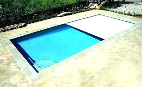 retractable pool cover. Pool Cover Cost Automatic Covers S In Ground Retractable Worth .