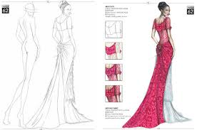 How To Draw A Model For Fashion Design Fashion Models Design Model