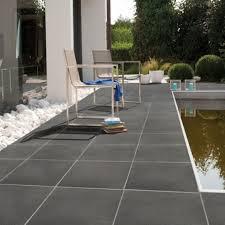 Bton Pour Terrasse Extrieure Stunning Five Pose Duune Chape En