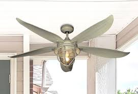 indoor outdoor driftwood ceiling fan with light