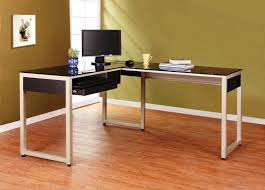 image of ikea galant desk builder