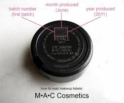 made of cake how to read the batch code number on mac cosmetics s thank goodness this needs to