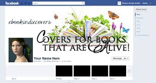 Facebook Timeline Cover Sample | Bookcoverscre8Tive Book Cover Design