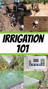 irrigation 101 basics of a residential irrigation system