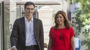 Susana Díaz no confía en Pedro Sánchez como candidato