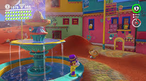 if you go through the door pictured above in the sand kingdom town you ll be able to play a slots game get three moons and you ll be awarded with a power