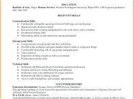 Leadership Skills For Resume Interesting Sample Resume Leadership Skills Colbroco