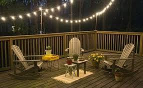 deck lighting. diy deck lighting decks outdoor living