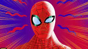 Spiderman Abstract Art 4k superheroes ...