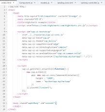 Highcharts On Ui5 Sap Blogs