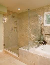 bathroom tub shower tile ideas modern stainless steel bar towel