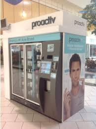 Proactiv Vending Machine Take Cash Cool Shopping Directory Burlington NC Holly Hill Mall Business Center