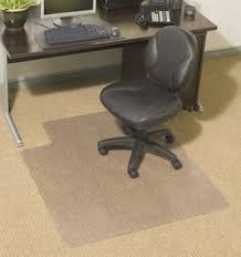 chair mats 48 x 96 without lip for carpeted floors standard thickness 1