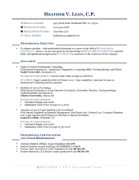 Sample Resume For Career Change Resume Template For Career Change Best Resume And CV Inspiration 9
