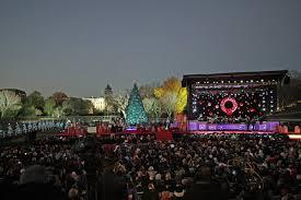 President Obama Christmas Tree Lighting